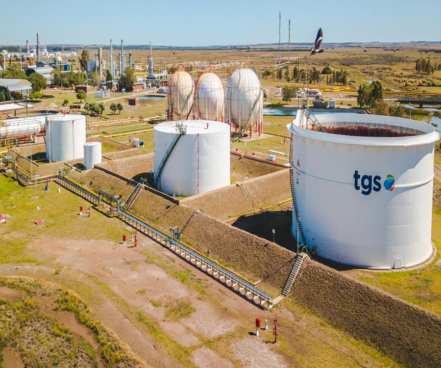 TGS solicitó una adecuación tarifaria, de transición, para el transporte de 58,6%