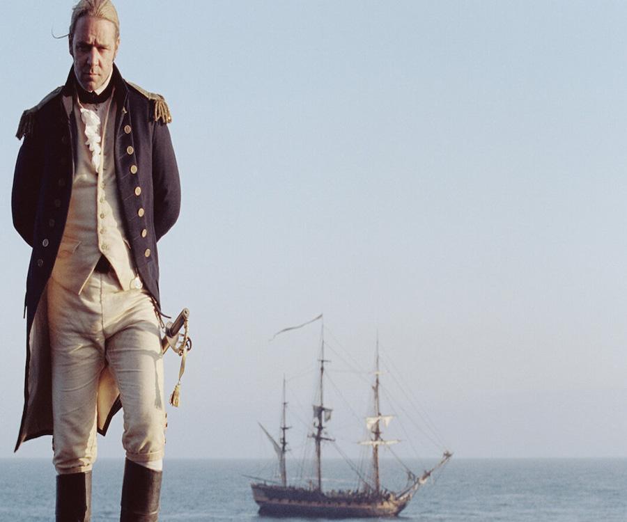 Pasado y presente de la fragata que aparece en la película Capitán de mar y guerra