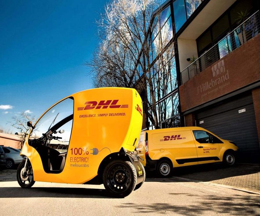 DHL invertirá 7 mil millones de euros en una década para reducir sus emisiones de CO2