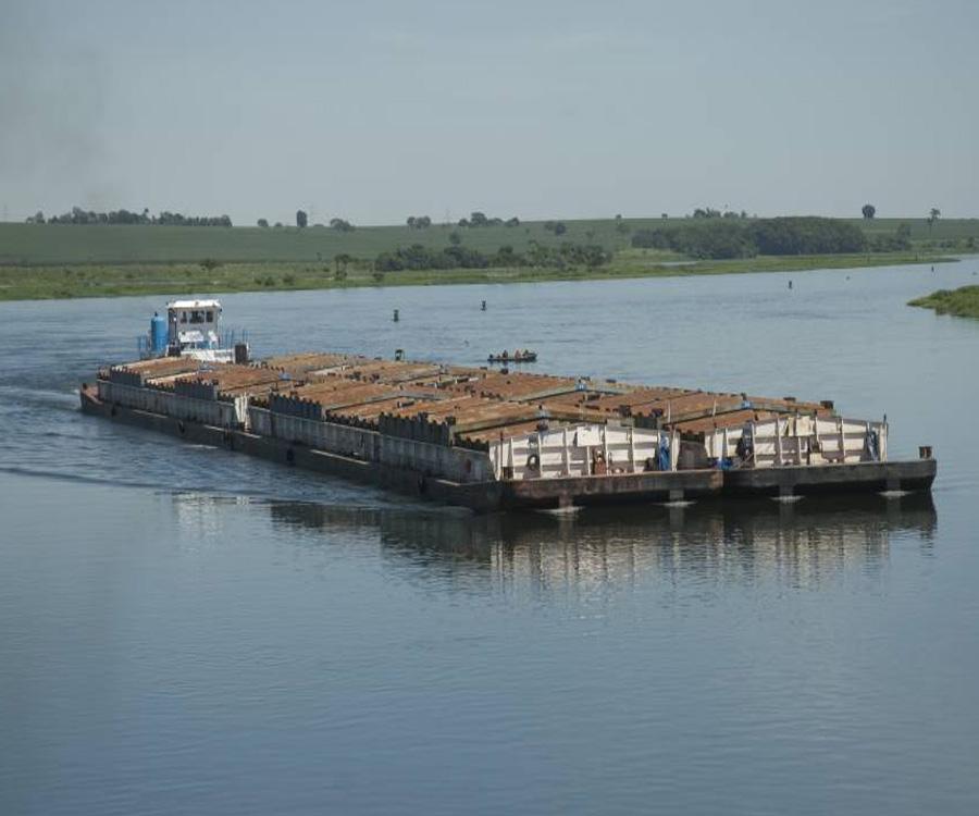 Hidrovía: el ministerio de Transporte dice que avanza el proceso de licitación