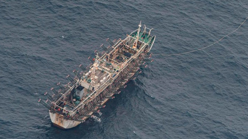 Duras críticas a la posible instalación de una base logística para pesqueros chinos en Chubut