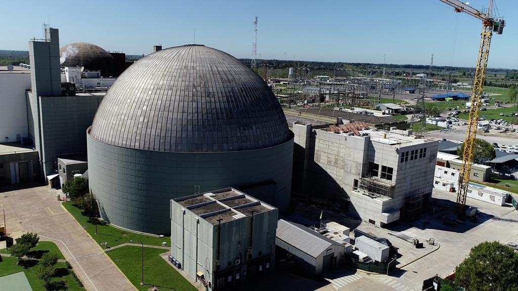 Avances para la construcción de la cuarta central nuclear con tecnología china