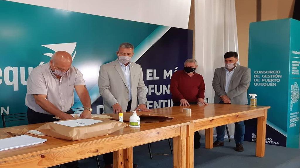 Puerto Quequén avanza en la licitación pública para el Servicio de Control de Plagas