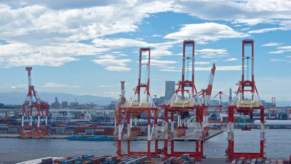 Estos son los 50 puertos de contenedores más eficientes del mundo