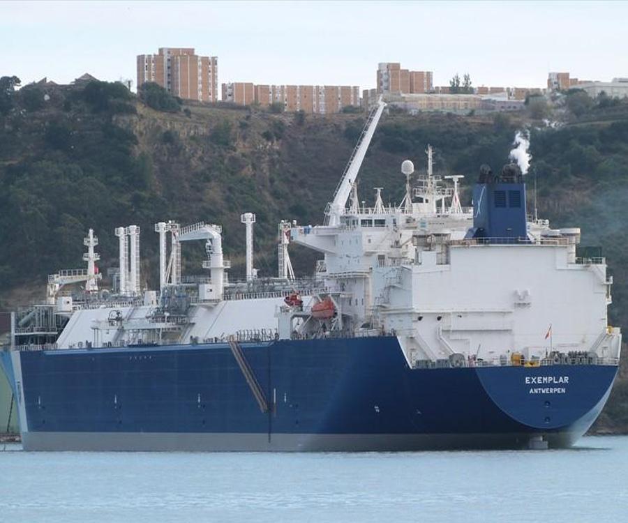 En una semana regresa a Bahía Blanca el mismo buque que Macri despidió en 2018