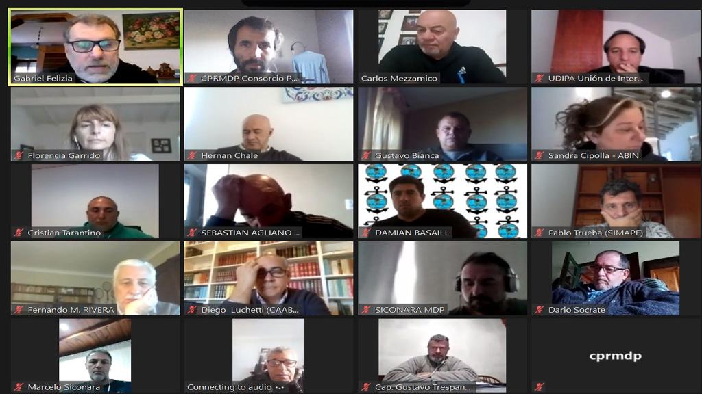 Mar del Plata: directivos de cámaras y gremios acordaron ajustes en protocolos anti - Covid-19