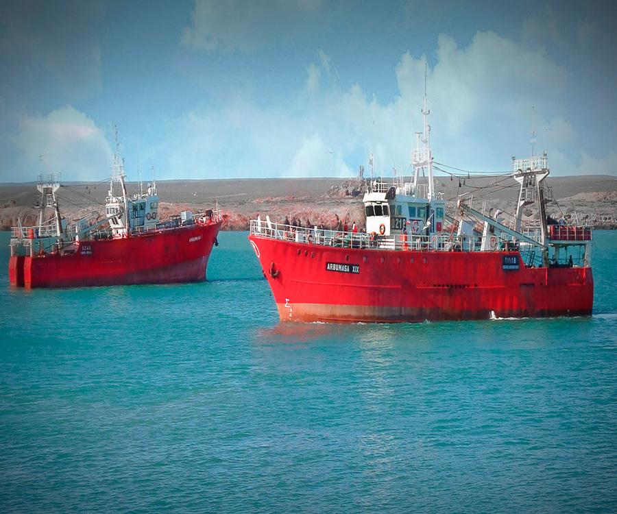 Respaldo con objeciones al proyecto de cupo femenino y de travestis y trans en pesqueros