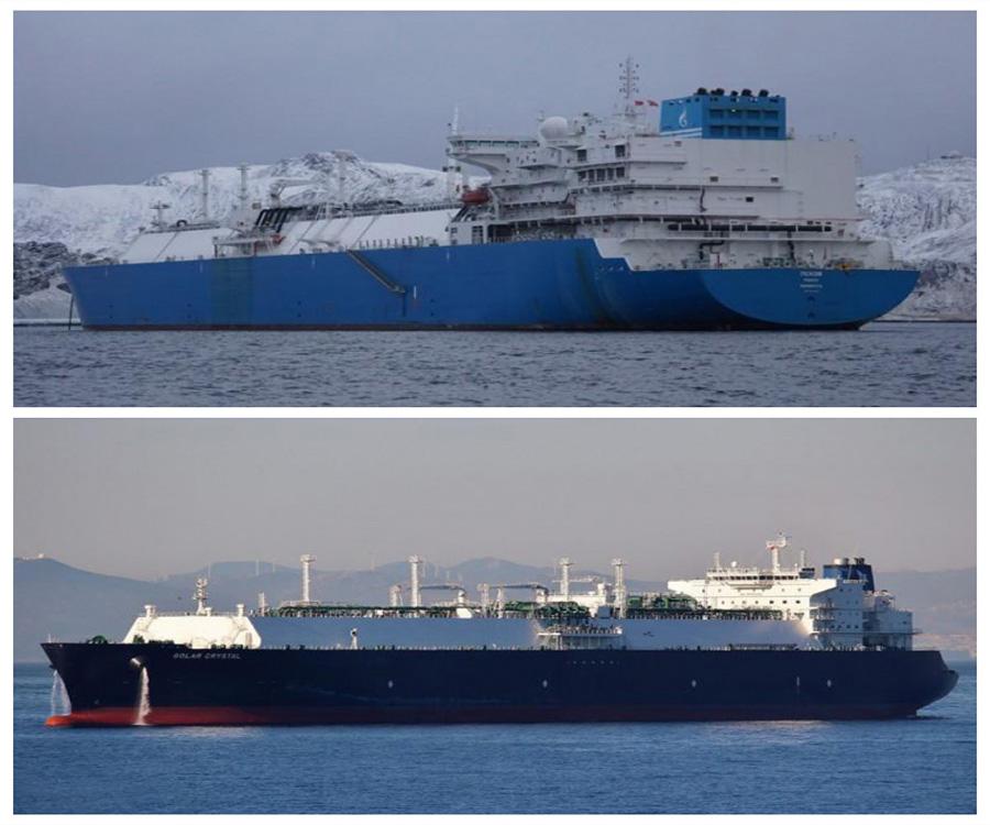 Llegan otras dos cargas de GNL a Bahía Blanca para el regasificador Exemplar
