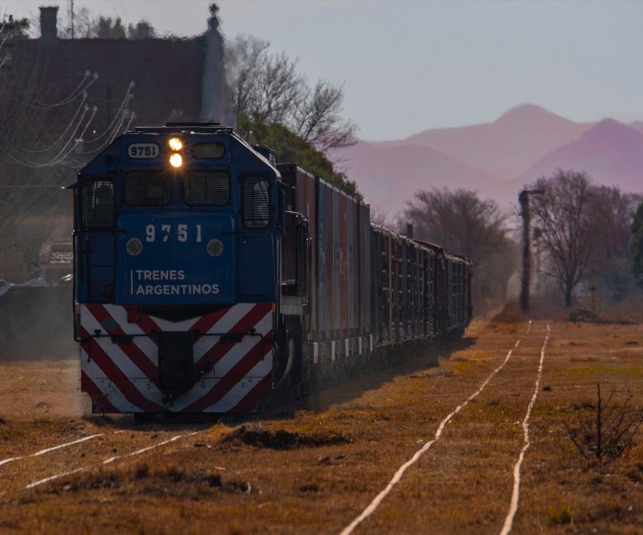 Trenes Argentinos Cargas transportó cifras históricas en los primeros cinco meses del año