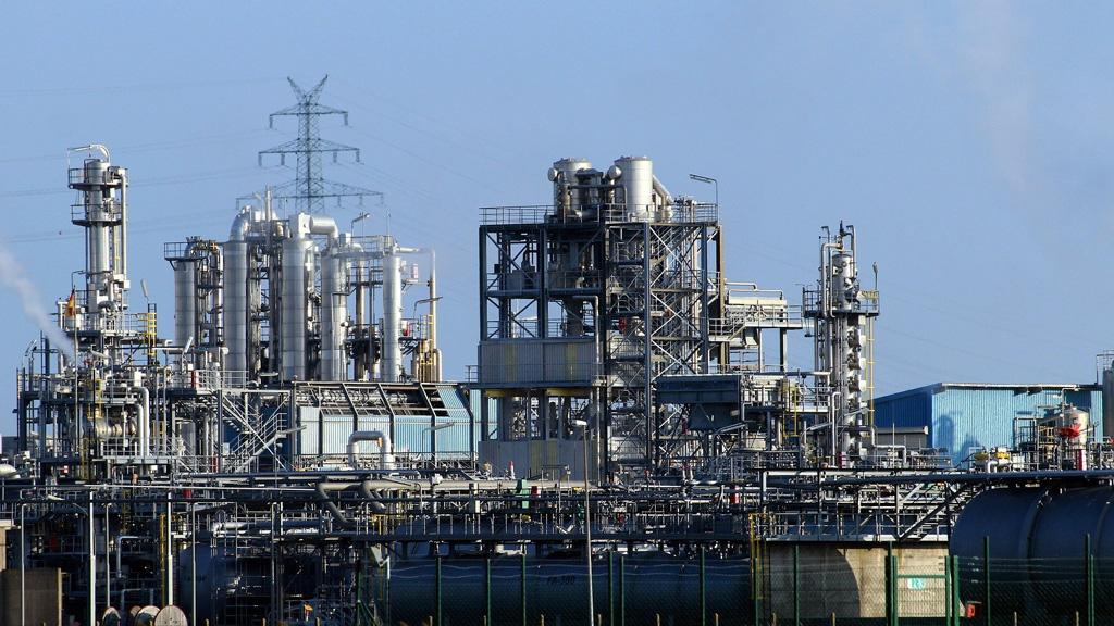 Abril mostró una recuperación de la industria química y petroquímica