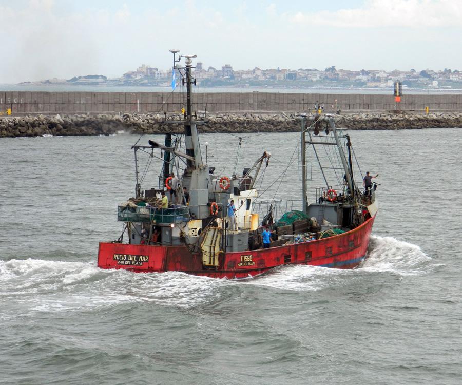 La pesca creció un 59,2 por ciento respecto a marzo de 2020