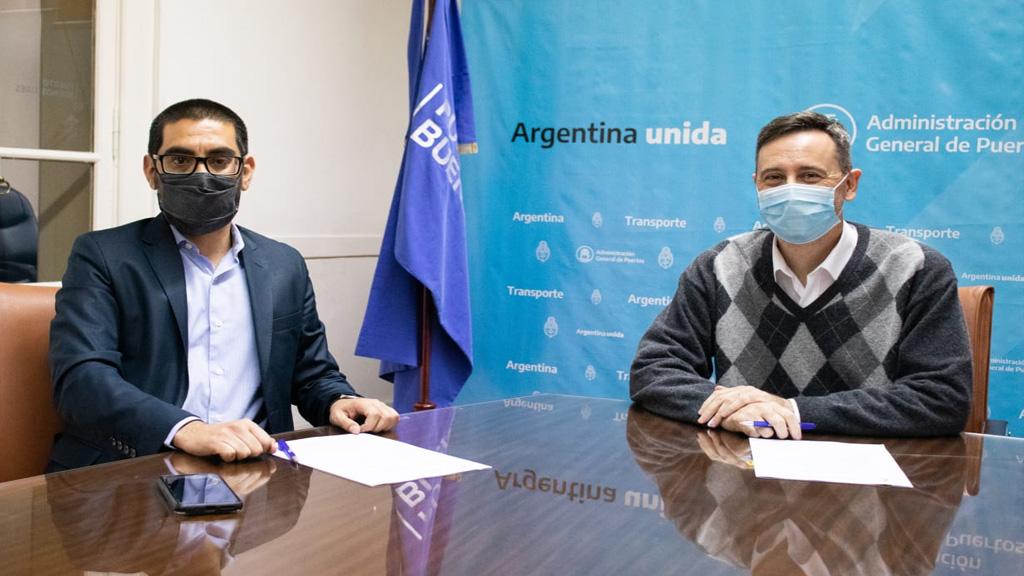 La AGP asistirá a Puerto Rosales en la reconstrucción de su muelle corrido