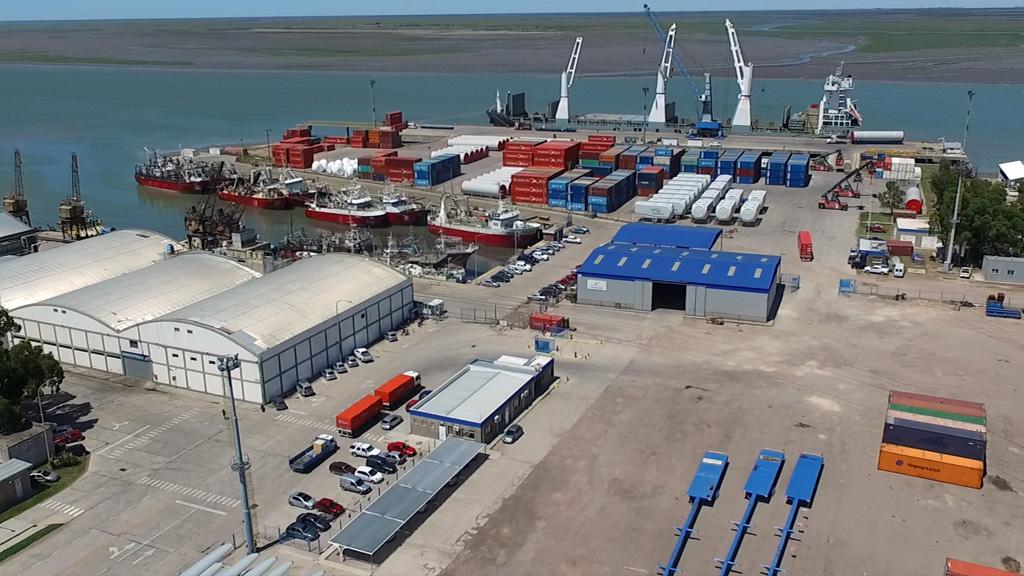Aclaración del puerto de Bahía Blanca sobre cinco contenedores con mercurio