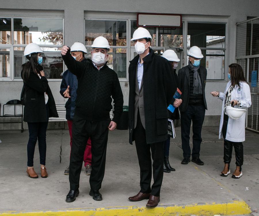 Profertil realizó donaciones a los hospitales públicos de Bahía Blanca