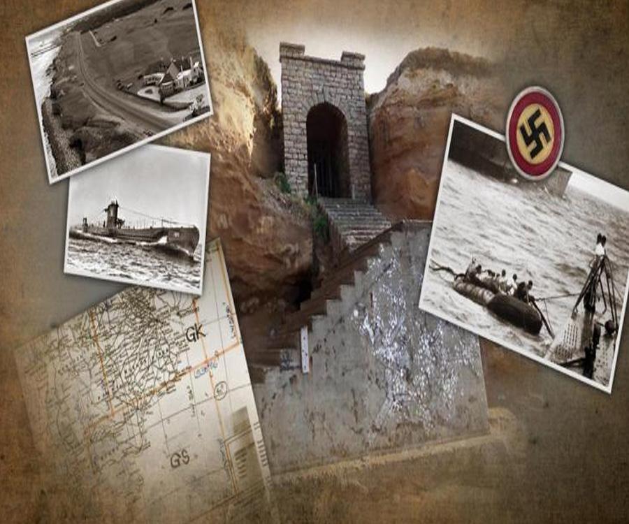El túnel nazi del Hotel Golf Club de Miramar: espías alemanes en la Costa Atlántica argentina