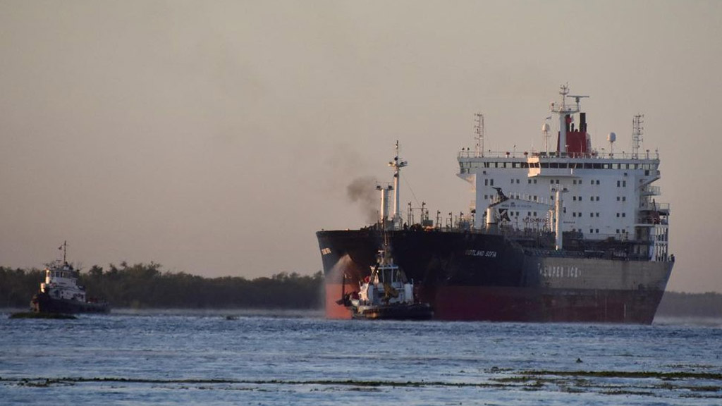 Preocupación de la Bolsa de Comercio de Rosario por el futuro de la hidrovía