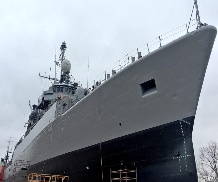 Entregan a la Armada el primer buque reparado con el Fondef