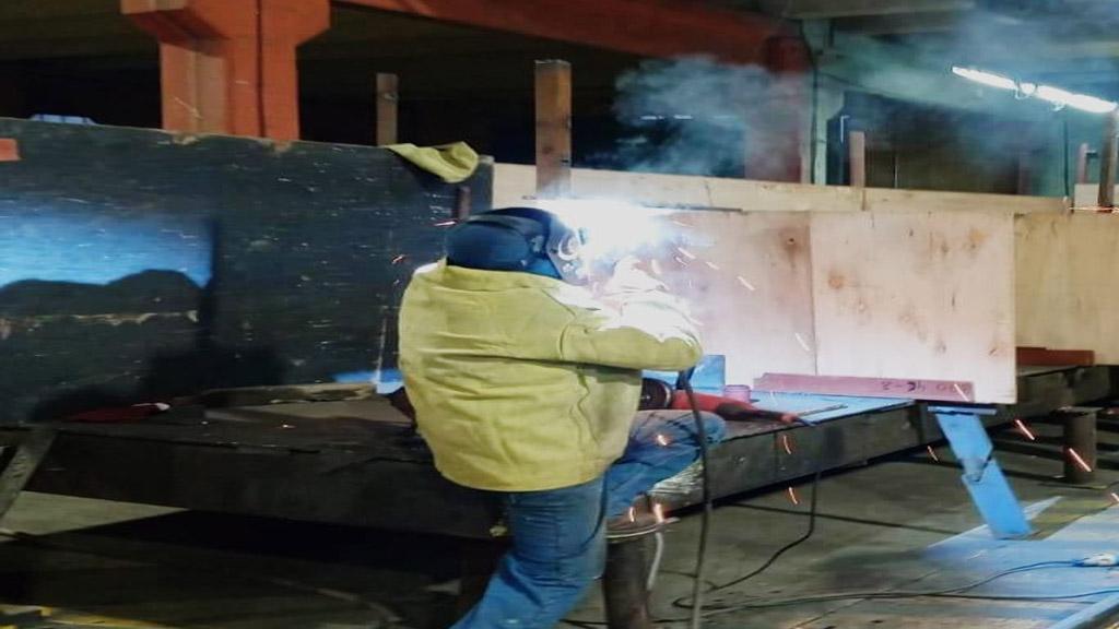 Nuevo avance de SPI Astilleros para la capacitación y formación de sus trabajadores